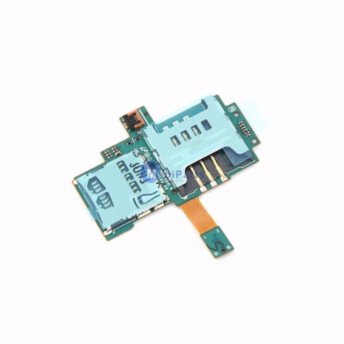 Banda Flex Cititor SIM Card Samsung Galaxy S4 mini i9190 [0]