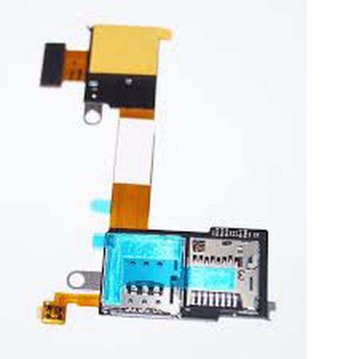 Banda Flex Cititor SIM Sony Xperia M2 D2303 [0]