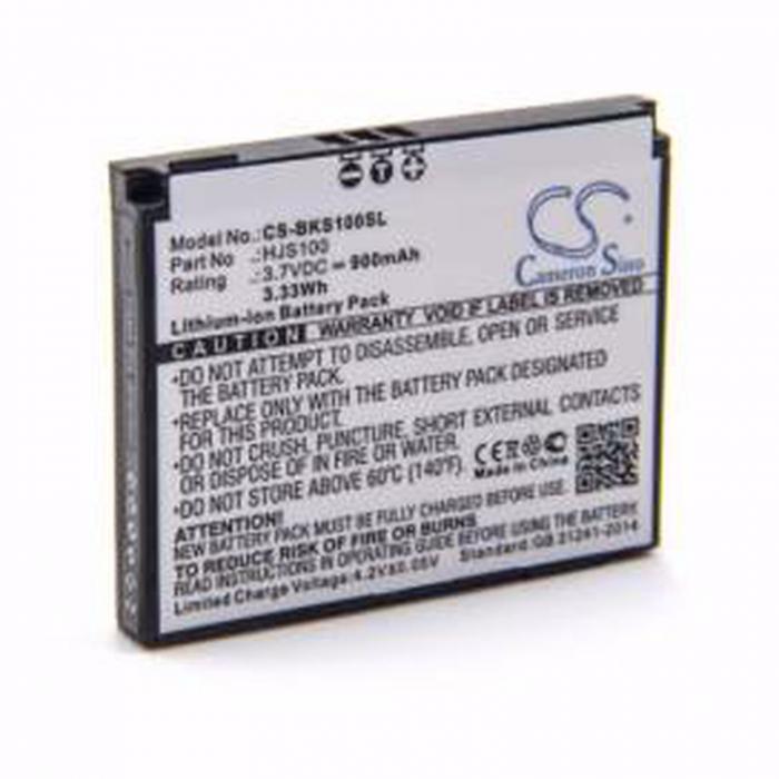 Baterie pentru Becker HJS-100 [0]