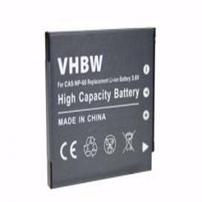 Baterie pentru Casio ca NP-60 [0]