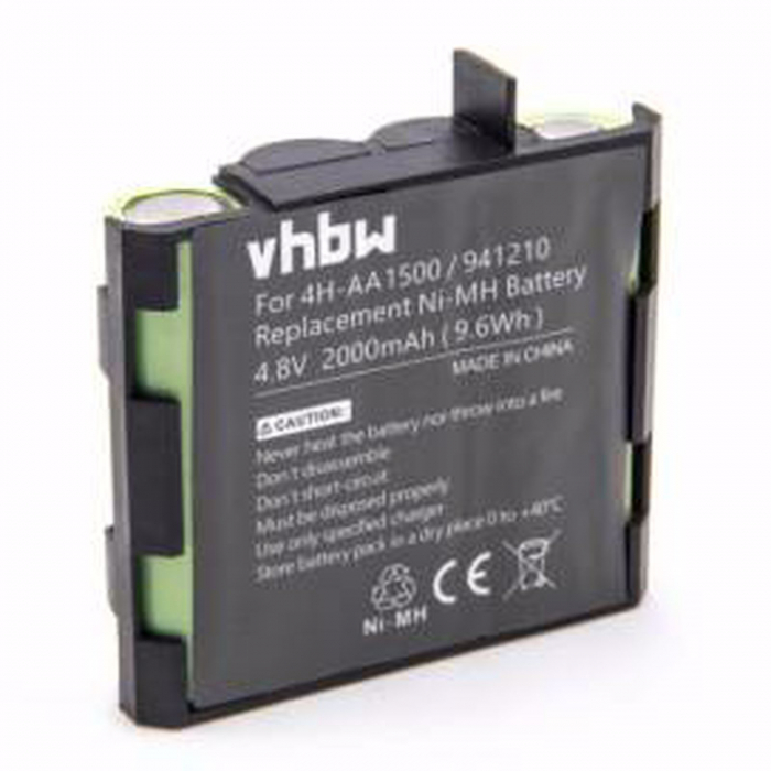 Baterie pentru Compex Energy, Edge, Fit [0]