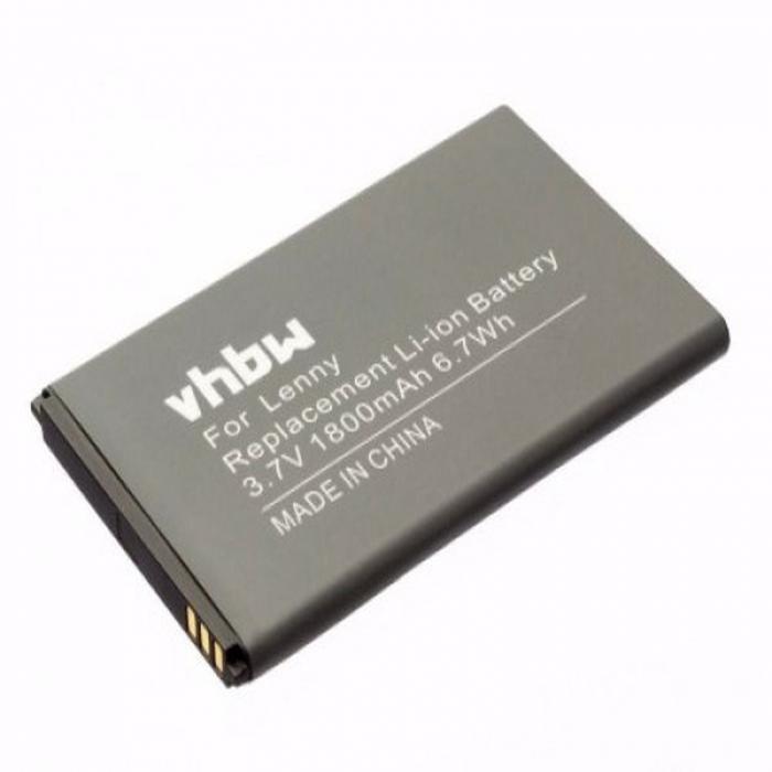 Baterie pentru Wiko Lenny și alții 1800mAh [0]