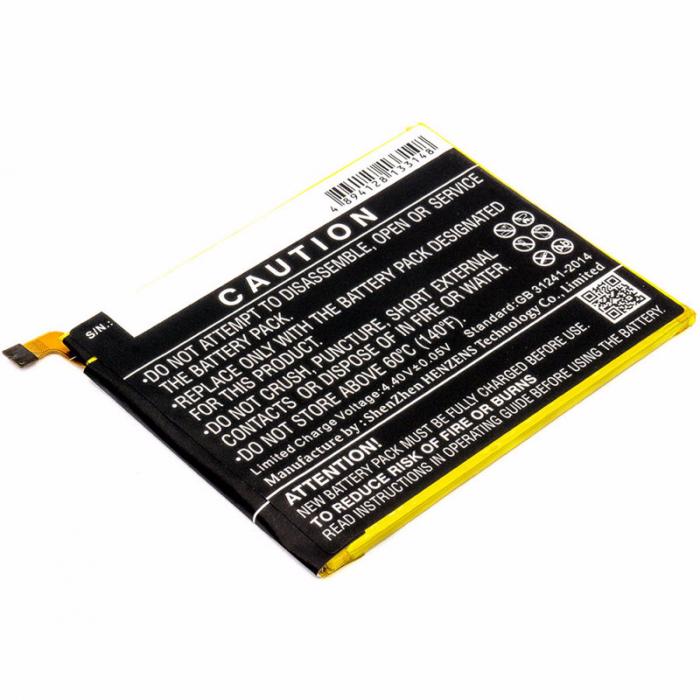 Baterie Vodafone Smart V8, VFD 710, VFone 6+ [0]
