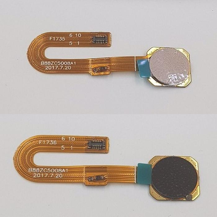 Buton + Senzor Amprenta pentru Allview X4 Soul Infinity [0]