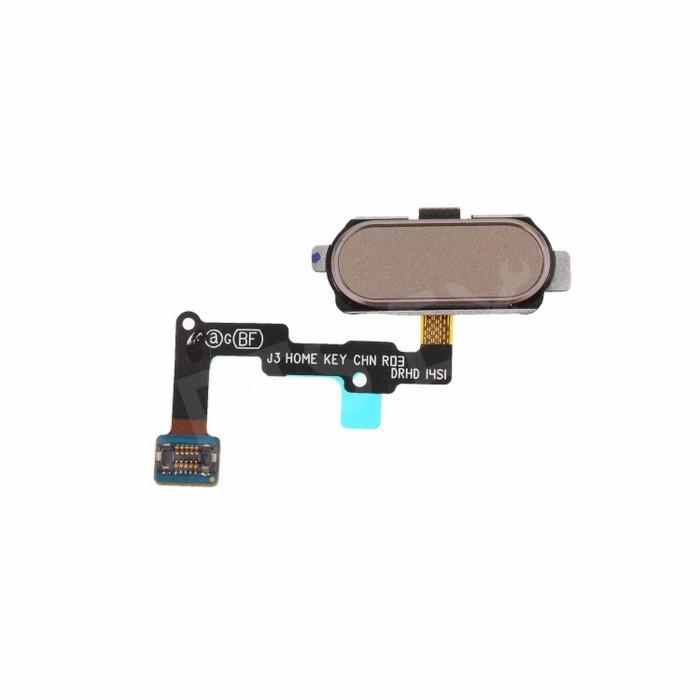 Buton + Senzor Amprenta pentru Samsung Note 4 [0]