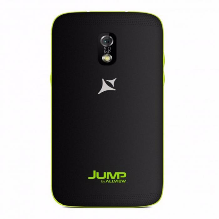 Capac cu mijloc si rama pentru Allview E2 Jump [0]