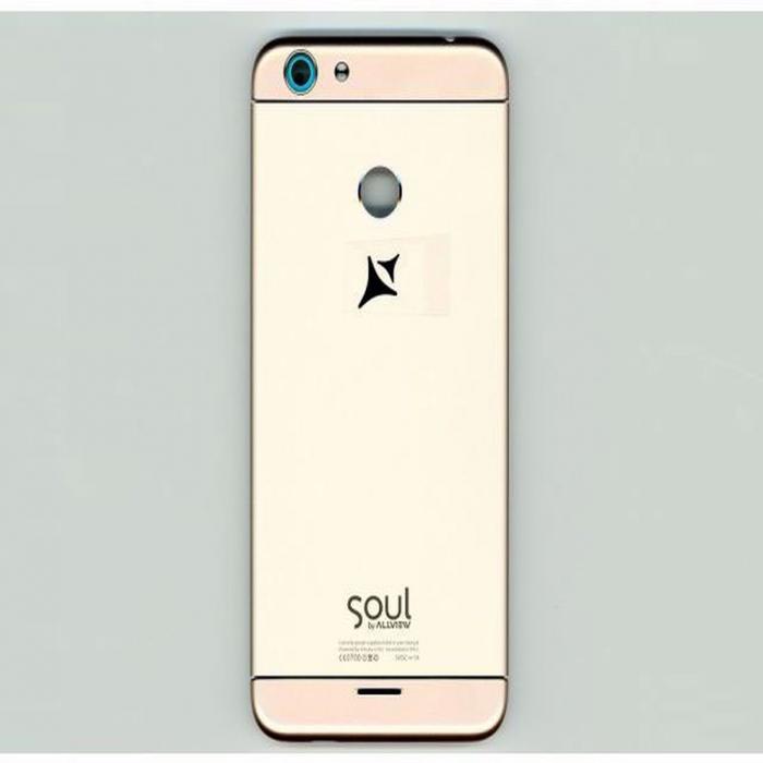 Capac cu mijloc si rama pentru Allview X4 Soul Mini [0]
