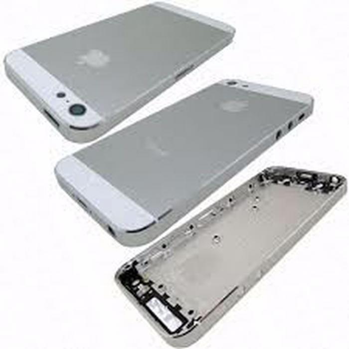 Capac spate + rama Apple Iphone 5 [0]