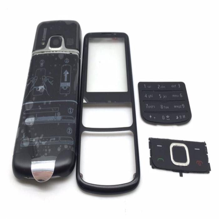 Carcasa Nokia 6700 classic originala neagra [0]