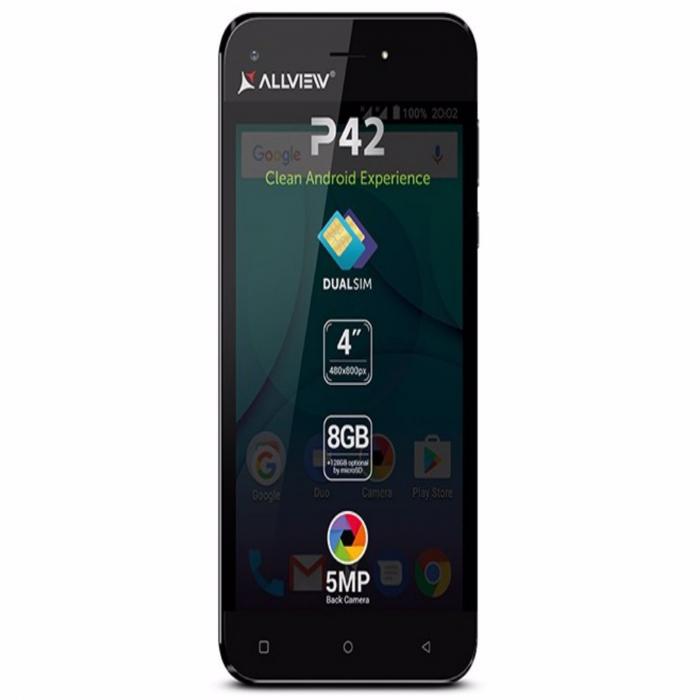 Display cu touchscreen Allview P42 [0]