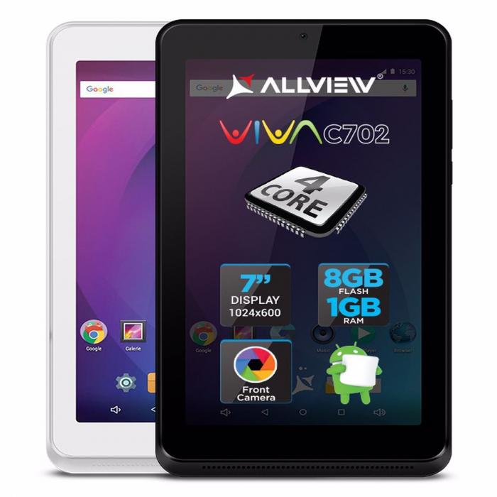 Display cu touchscreen Allview Viva C702 [0]