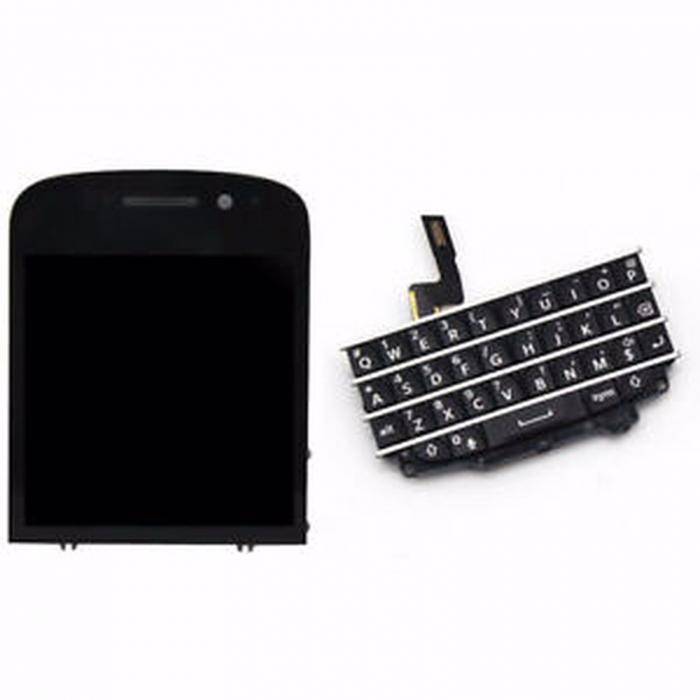 Display LCD pentru Blackberry Q10 cu tastatura [0]