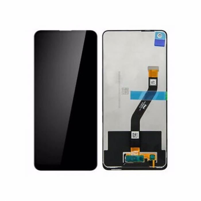 Display Samsung Galaxy A70 negru compatibil [0]