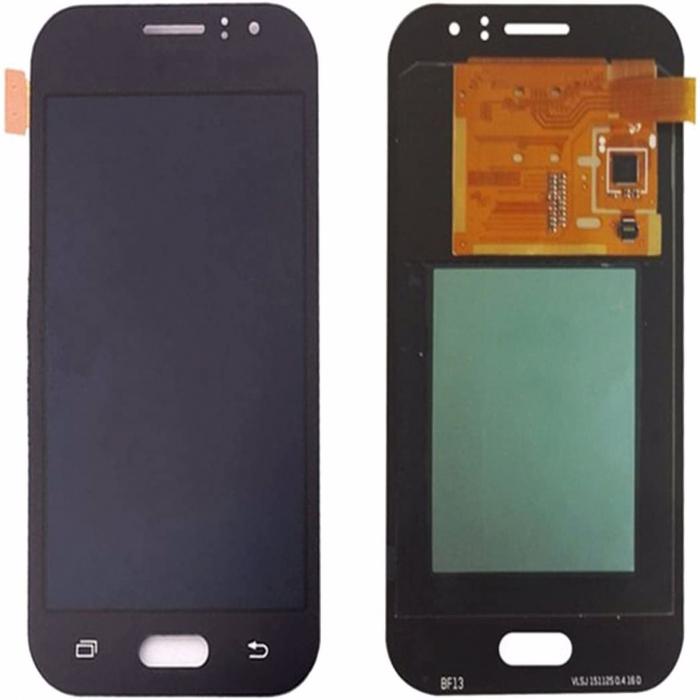 Display Samsung Galaxy J1 J110 Negru [0]