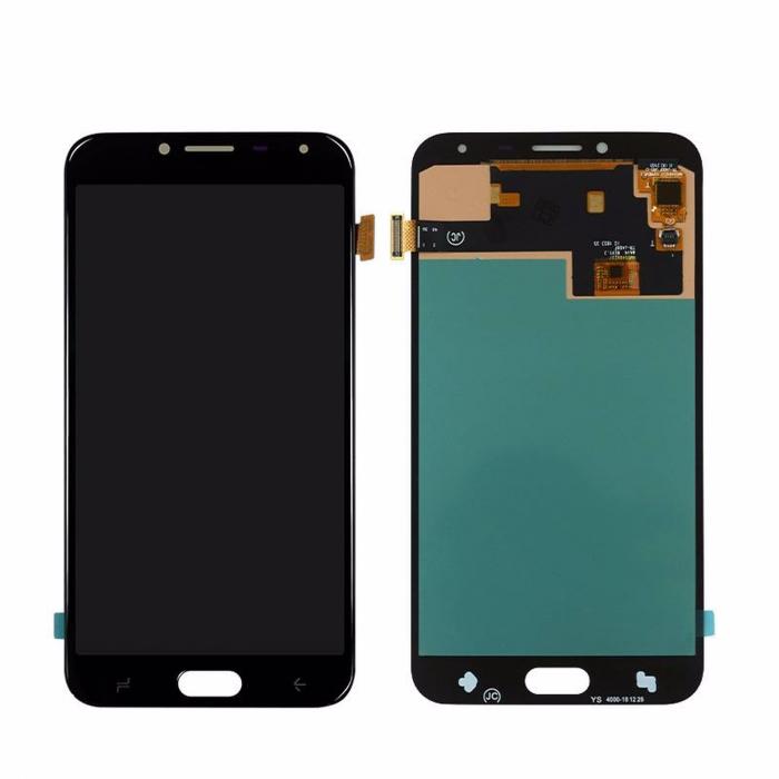 Display Samsung Galaxy J6 J600 2018 compatibil negru [0]