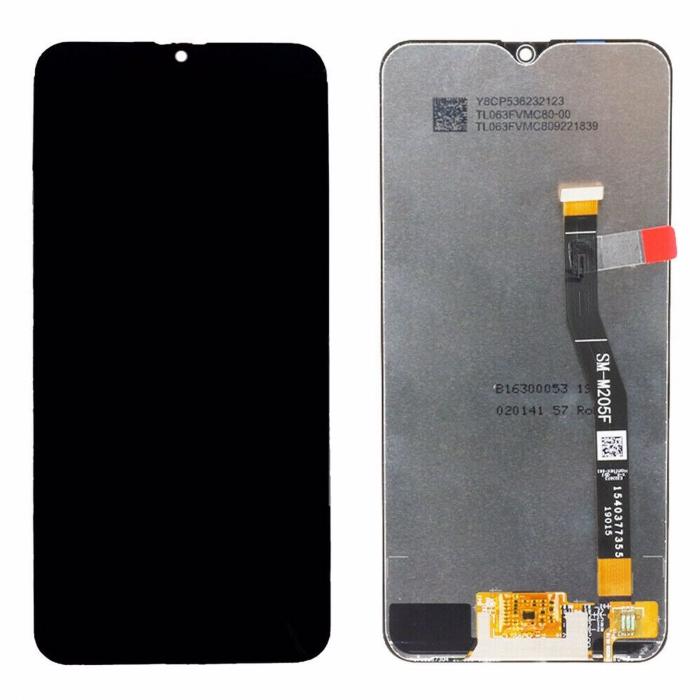Display Samsung Galaxy M20 M205 original negru [0]