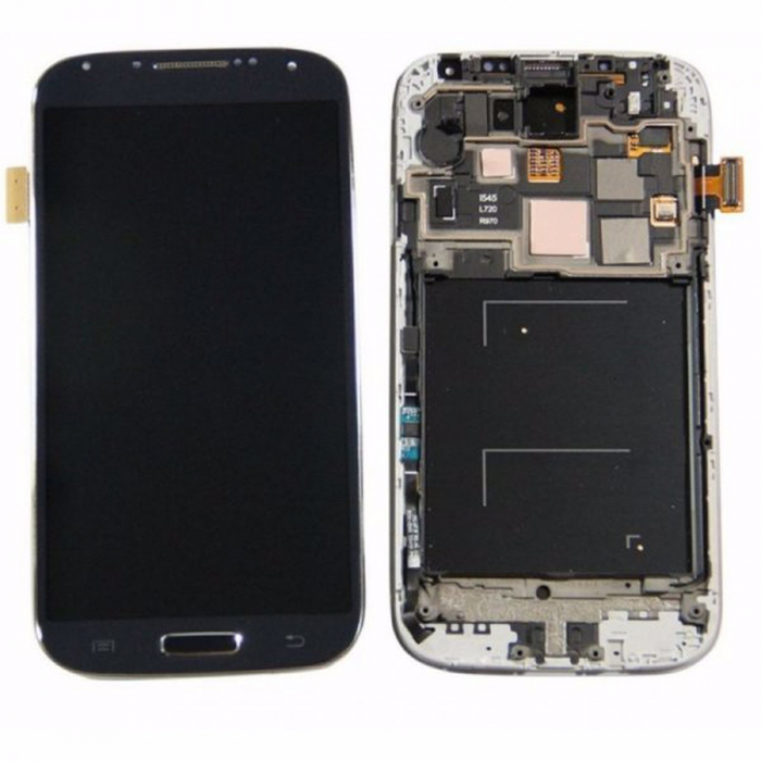 Display Samsung Galaxy S4 I9505 original nou cu rama [0]