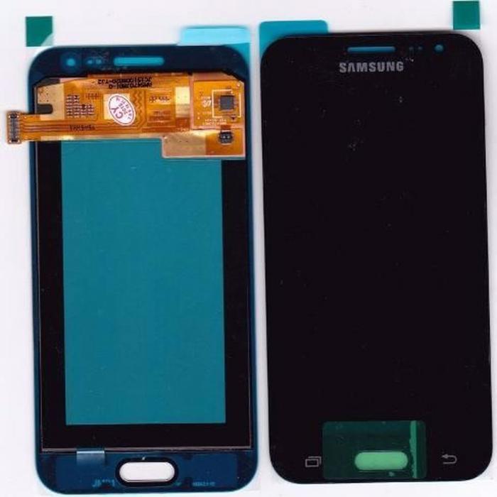 Display Samsung J2 2015 J200 Negru [0]