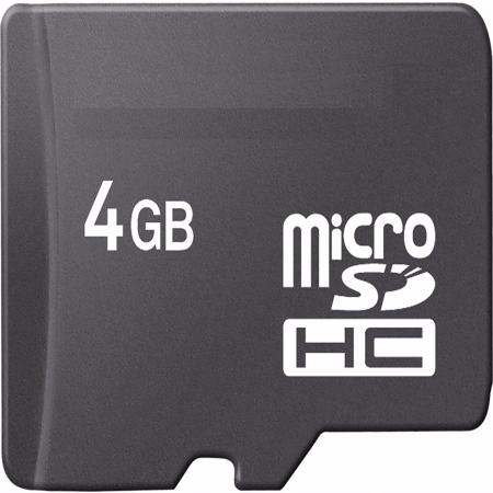 Card memorie microsd 4GB cu adaptor Samsung [0]