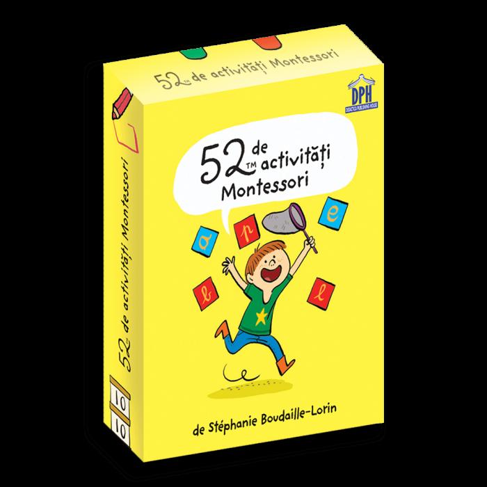 52 DE ACTIVITATI MONTESSORI 0
