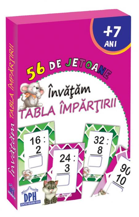 56 DE JETOANE - INVATAM - TABLA IMPARTIRII [0]