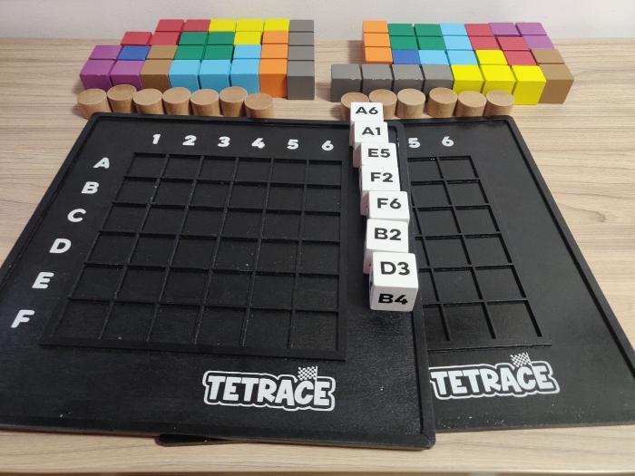 IQ Booster - Tetrace 3