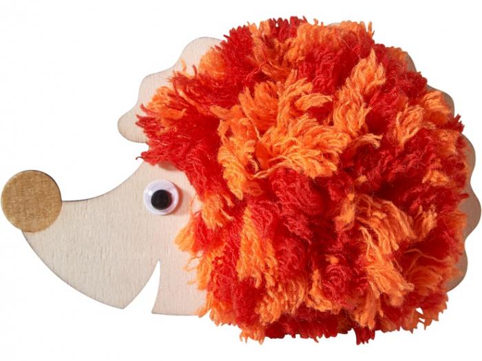 Aricii pompon - Pompon Hedgehog 1