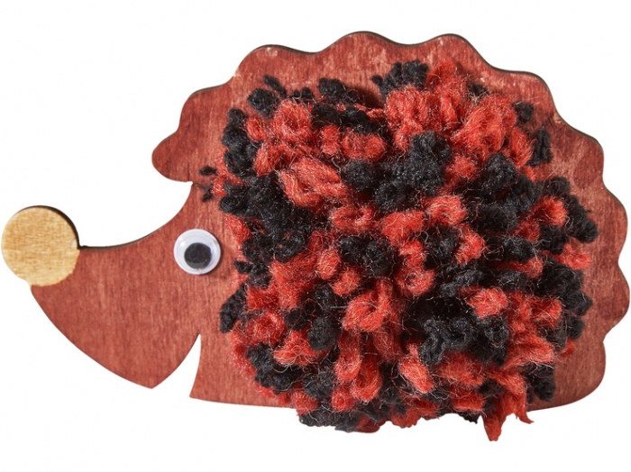 Aricii pompon - Pompon Hedgehog 3