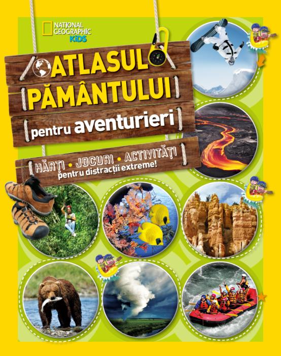 Atlasul Pamantului pentru aventurieri 0