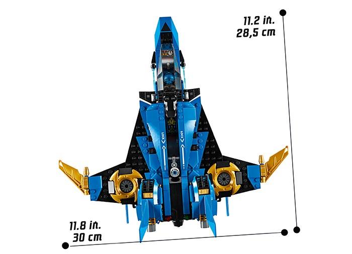 Avionul de lupta al lui Jay 6