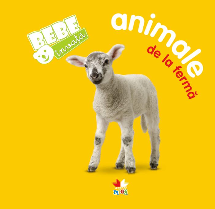 Bebe învață: Animale de la fermă 0
