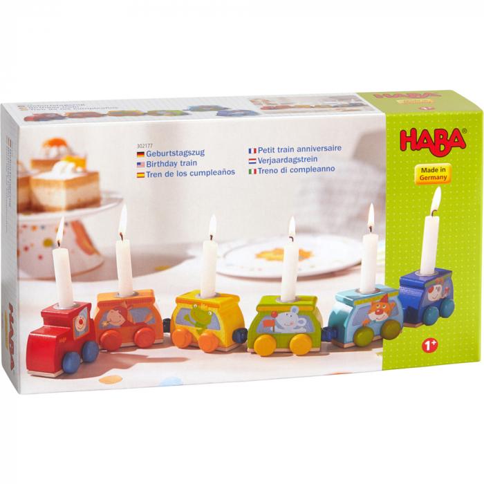 Birthday train 2