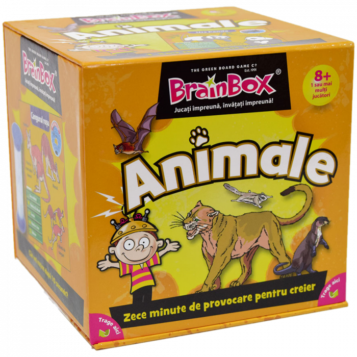 BrainBox - Animale 0
