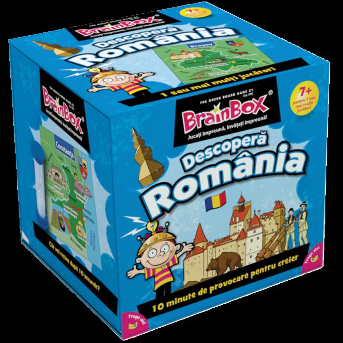 BrainBox - Descopera România 0