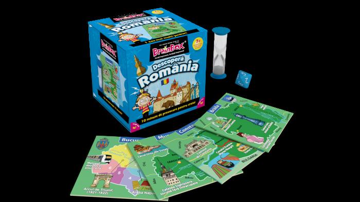 BrainBox - Descopera România 1