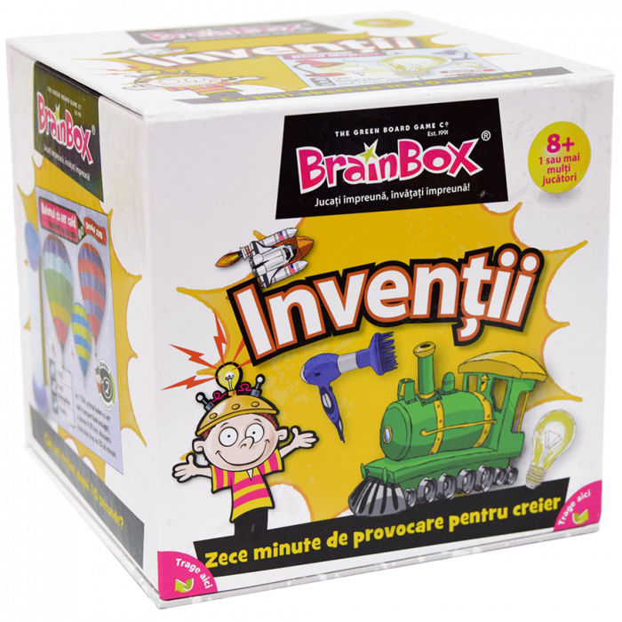 BrainBox - Inventii 0