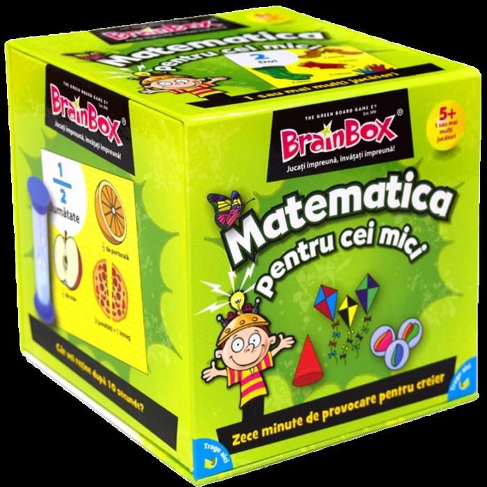 BrainBox - Matematica pentru cei mici 0