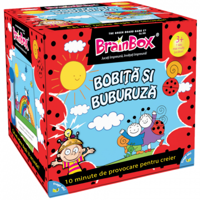 BrainBox - Bobita si Buburuza 0