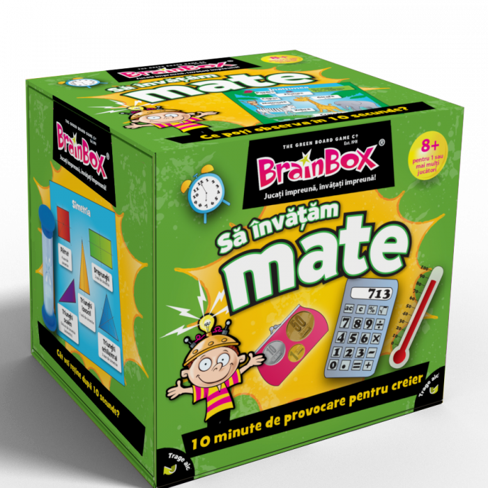 BrainBox - Sa invatam mate 0