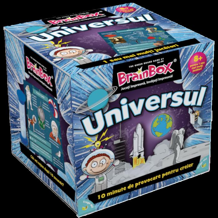 BrainBox - Universul 0