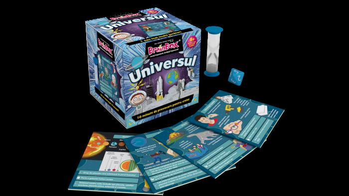 BrainBox - Universul 1