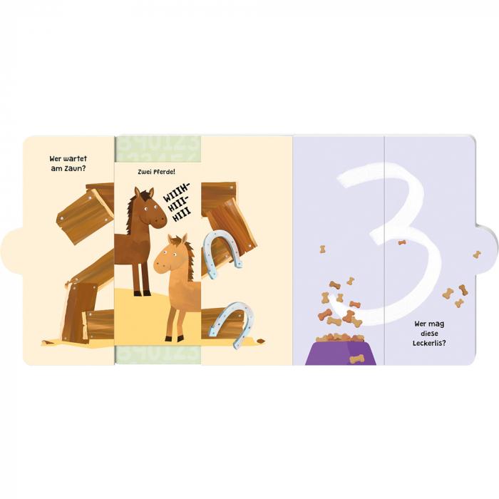 Carte ilustrata - KENNST DU DIE ZAHLEN? 2