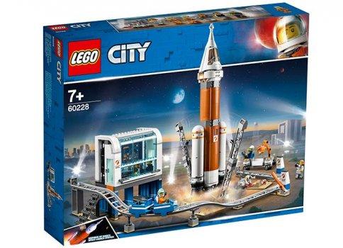 Centrul de lansare - LEGO City 60228 [0]