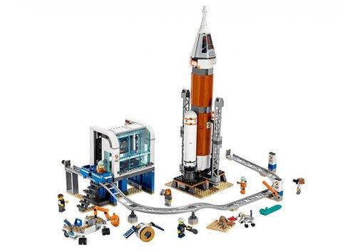Centrul de lansare - LEGO City 60228 [1]