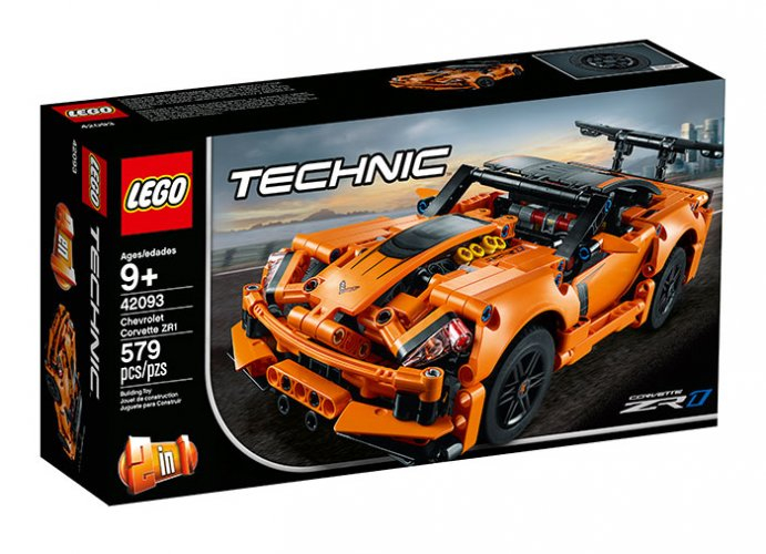 Chevrolet Corvette ZR1 -  LEGO Technic 0
