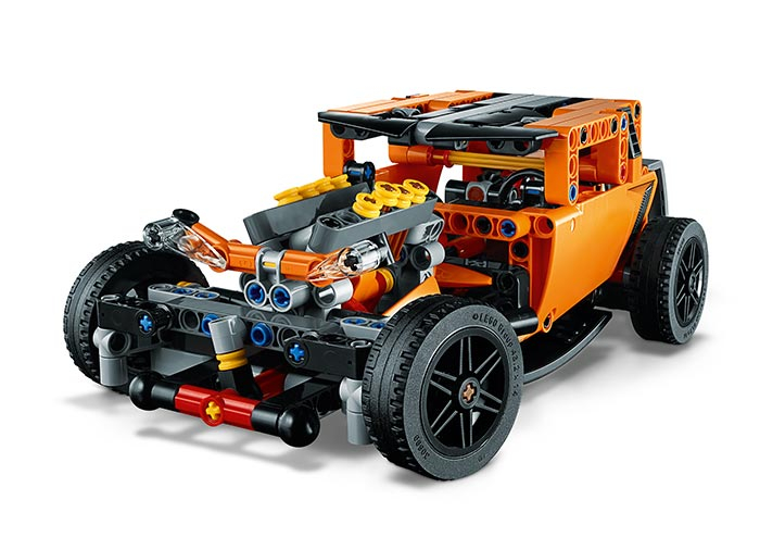 Chevrolet Corvette ZR1 -  LEGO Technic 5