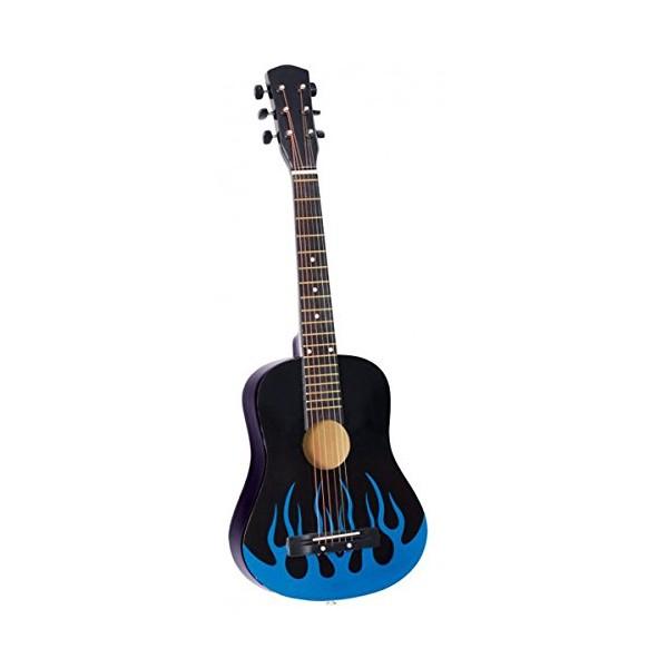 Chitara din lemn - Rock Star 0