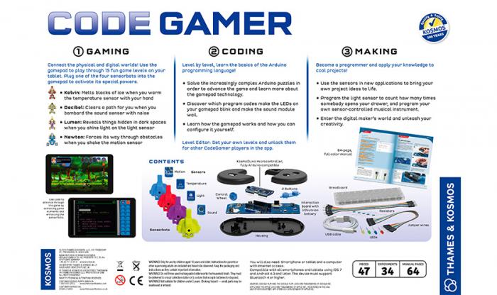 CODE GAMER 1
