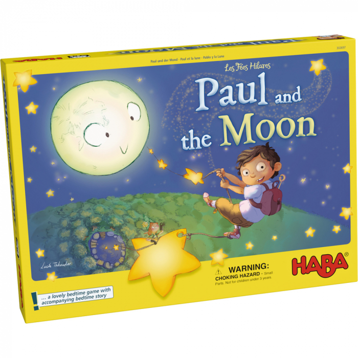 Joc de cooperare si memorie - Paul and the Moon 0