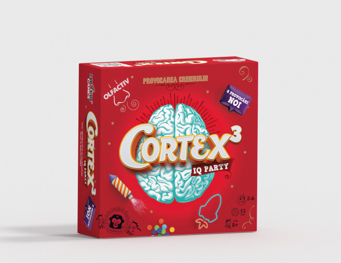 Cortex IQ Party 3 0